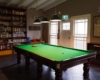 Billiard Table in Games Room