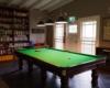 Billiard Table in Games Room